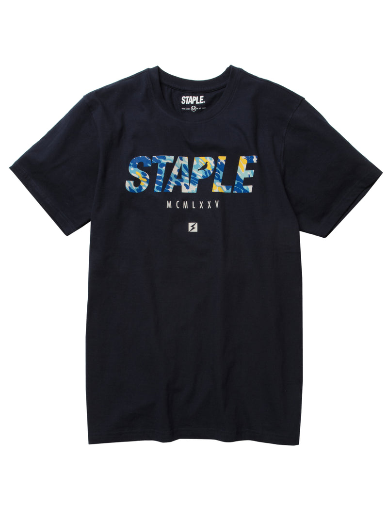 Water Camo Fill Tee - Tee | Staple Pigeon