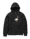 Big Pigeon Embroidered Hoodie - Pullover | Staple Pigeon