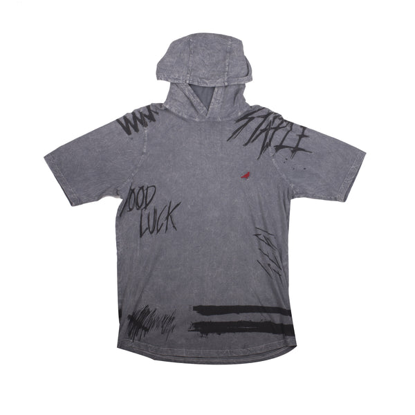 Draft Hooded Tee - Tee - Staple Pigeon