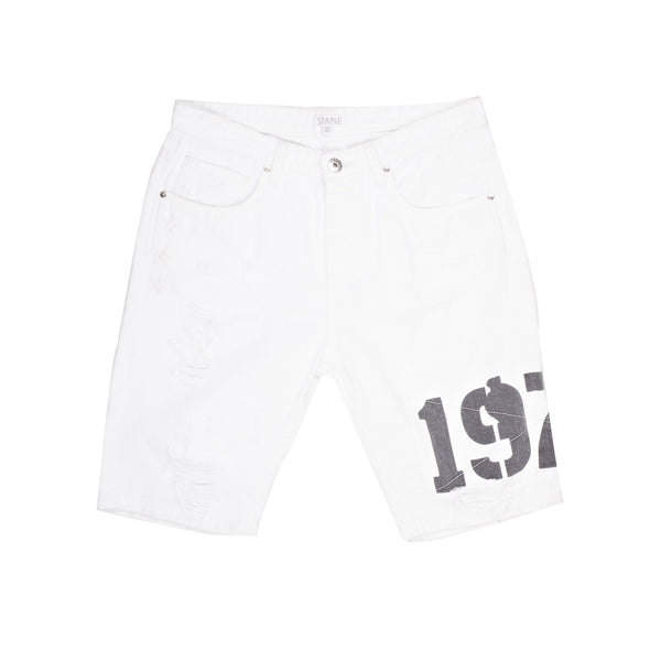 New World Denim Short - Shorts - Staple Pigeon