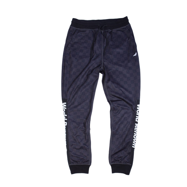 Checkerboard Track Pant - Pants | Staple Pigeon