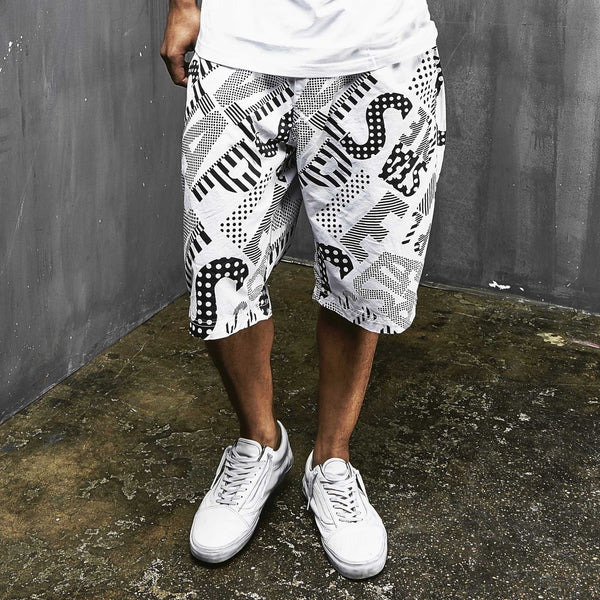 All Over Dot Shorts - Shorts - Staple Pigeon