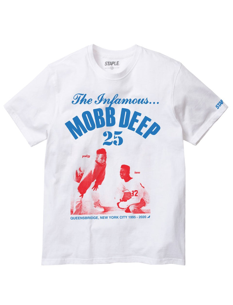 Staple x Mobb Deep Infamous Tee - Tee | Staple Pigeon