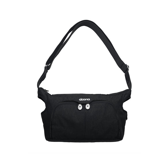 Essentials Black Doona Bag