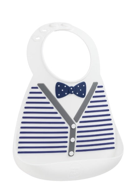 My Day Gentleman Silicone BIb