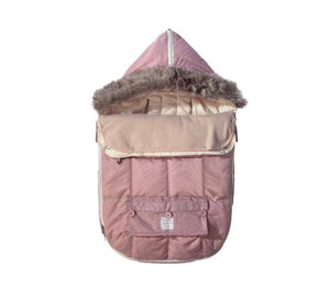 7 AM LE SAC IGLOO Small Rose Baby Bunting