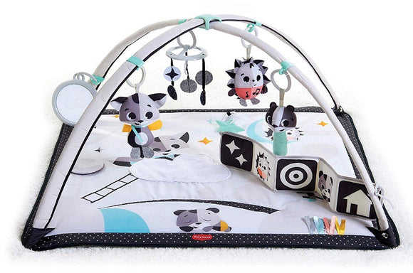 Tiny Love Tiny Love Magical Tales Gymini Activity Play Mat, Black & White
