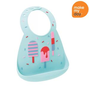 Silicone Ice Cream Bib