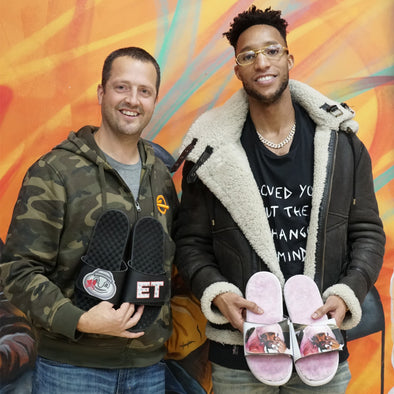 Custom Footwear Company, ISlide, announces new NBA Star Investor