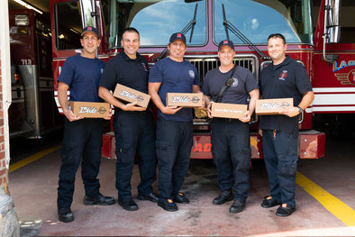 ISlide Heroes: Melrose Fire Department