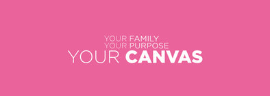 Your Canvas: Pink Release