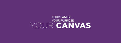 Your Canvas: Purple