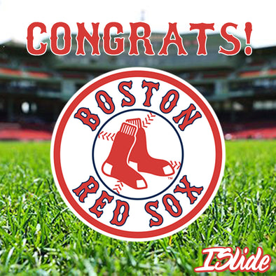World Champions: Boston Red Sox