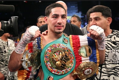 "ISlide Partners with Boxing World Champion Danny ""Swift"" Garcia"