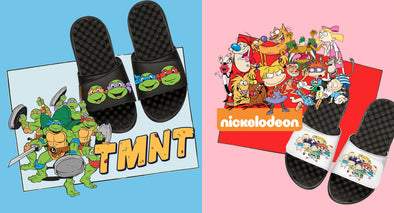 ISlide Launches New Line of Slide Designs Featuring Iconic Nickelodeon Characters