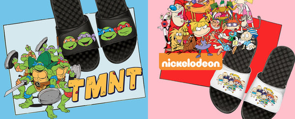 We're an official Licensee of Nickelodeon!