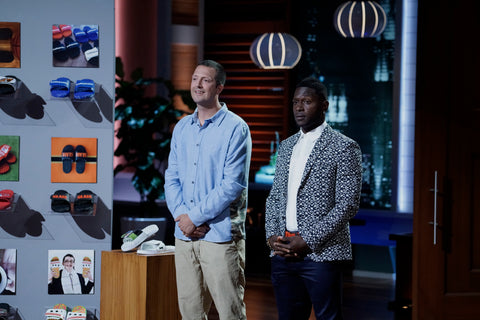 Antonio Brown, Pittsburgh Steelers, Justin Kittredge, ISlide, Shark Tank