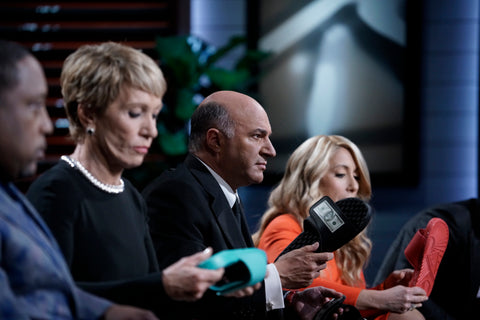 Shark Tank ISlide Deal Valuation