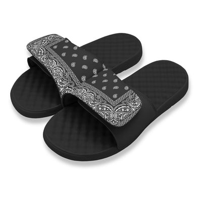Bandana Design Custom Slide Sandals
