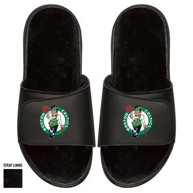 Boston Celtics Primary Black Fur