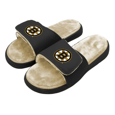 Boston Bruins Primary Tan Fur