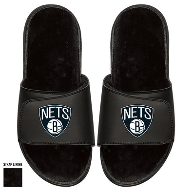 Brooklyn Nets Primary Black Fur