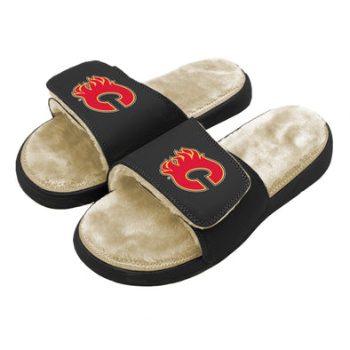 Calgary Flames Primary Tan Fur