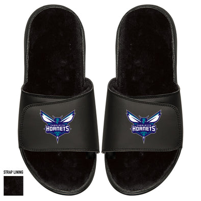 Charlotte Hornets Primary Black Fur