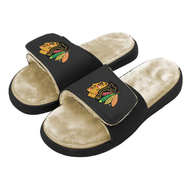 Chicago Blackhawks Primary Tan Fur