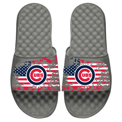 Chicago Cubs American Flag
