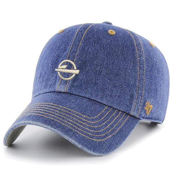 "ISlide ""Dad"" Hat Denim"