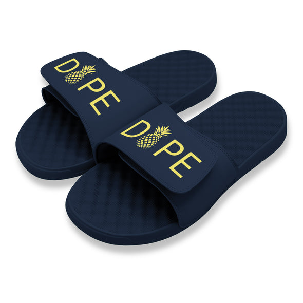Dope Pineapple Custom Slide Sandals