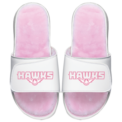 Atlanta Hawks Pink Pop Fur