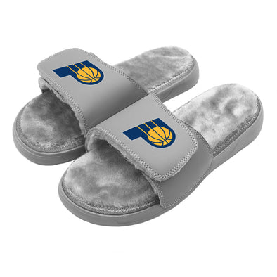 Indiana Pacers Primary Grey Fur