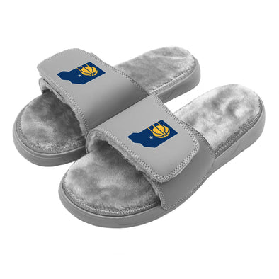 Indiana Pacers Secondary Grey Fur