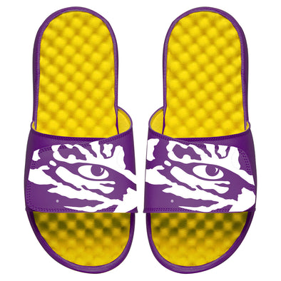 LSU Purple Yellow Eye - ISlide
