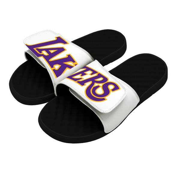 NBA Los Angeles Lakers Custom Slide Sandals