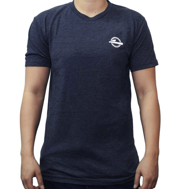 The Mantra T-Shirt Navy Blue