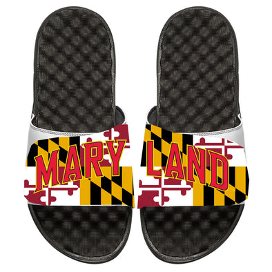Maryland Flag Wordmark - ISlide
