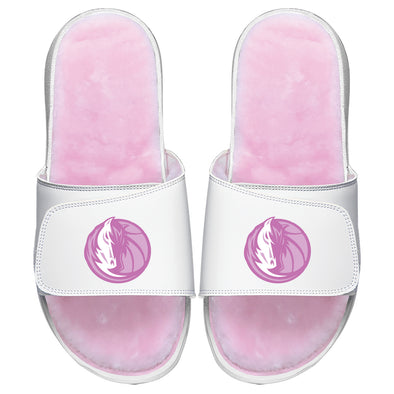 Dallas Mavericks Pink Fur