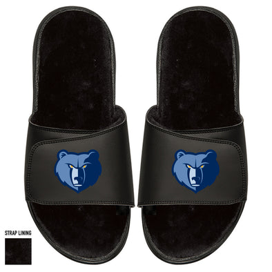 Memphis Grizzlies Primary Black Fur