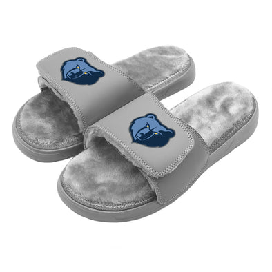 Memphis Grizzlies Primary Grey Fur