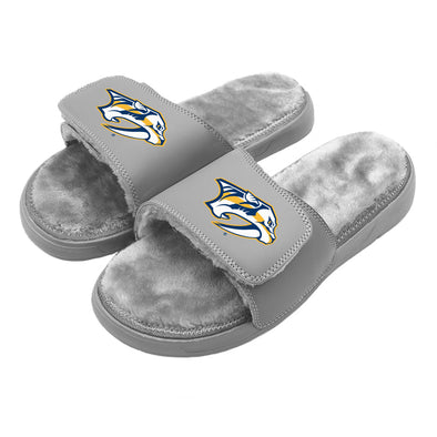 Nashville Predators Primary Grey Fur