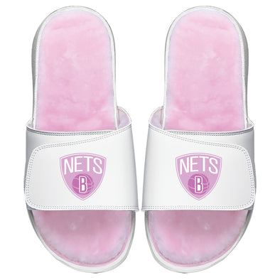 Brooklyn Nets Pink Fur
