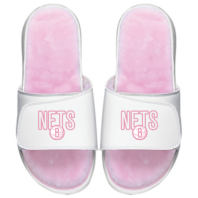 Brooklyn Nets Pink Pop Fur
