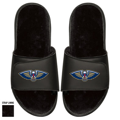 New Orleans Pelicans Primary Black Fur