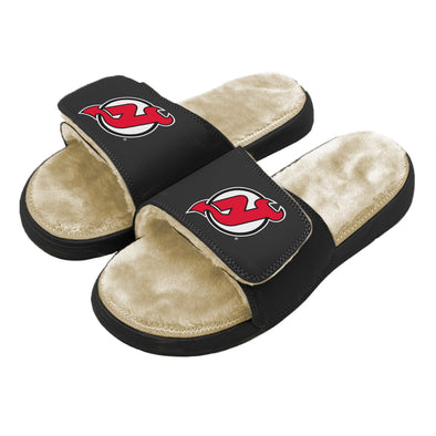 New Jersey Devils Primary Tan Fur
