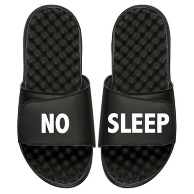 No Sleep Custom Slide Sandals