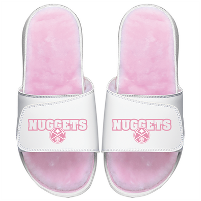 Denver Nuggets Pink Pop Fur