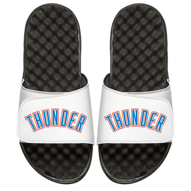Oklahoma City Thunder Home White